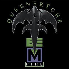 CD cover of Empire, Queensrÿche (Queensryche)