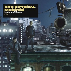 CD cover of Legion of Boom, The Crystal Method