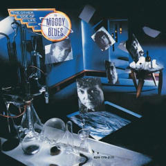 "CD cover, ""The Other Side of Life,"" The Moody Blues"