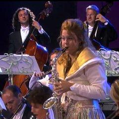 Screen capture of The Second Waltz, Shostakovich, André Rieu (Andre Rieu), Concert at Maastricht