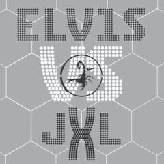 "CD cover of ""A Little Less Conversation (Elvis vs JXL),"" Junkie XL, Elvis Presley"
