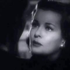 Cropped capture from the movie The Scar (Hollow Triumph), (Steve Sekely, 1948)