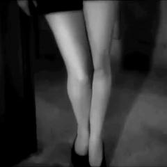 Square cropped capture from The Phantom Light, Michael Powell, 1935: Binnie Hale's Legs